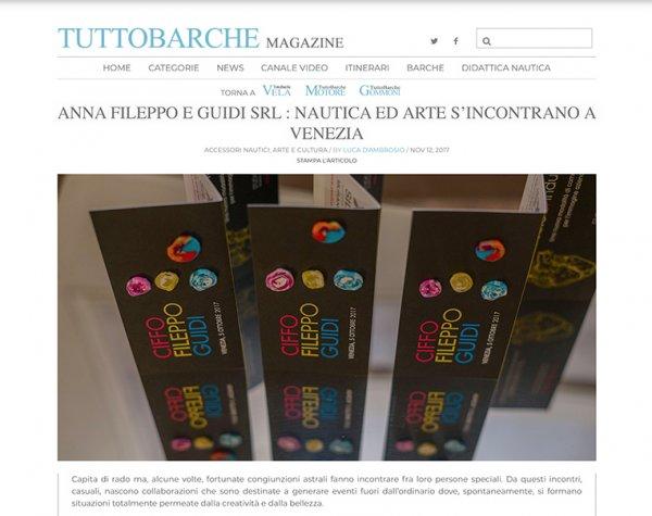 """<a href=""""https://www.tuttobarche.it/magazine/anna-fileppo-guidi-srl.html"""" target=""""_blank"""">Clicca qui per l'articolo originale su Tutto Barche 2017</a>"""