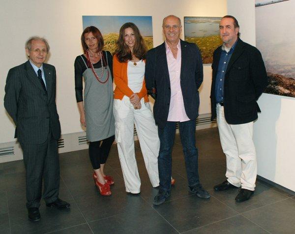 Mostra fotografica Guggenheim, Vercelli 2009<br>Dialogues. Etymology of an Emotion.<br>Ralph Gibson e Jill Mathis